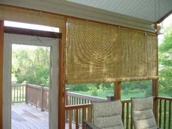 Porch Blinds | Porch Shades | Porch Awnings | Coolaroo Shades