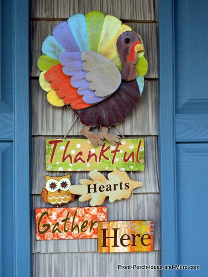 turkey decoration ideas for thanksgiving