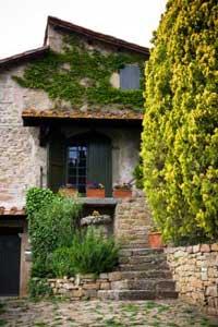 Tuscany porch