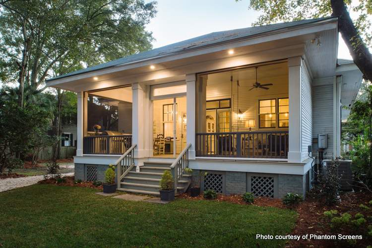Retractable Screens For Your Porch And Home, Cost Of Retractable Screens For Patio