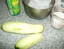 Cucumber drink