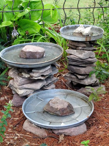Add your own style to your landscaping