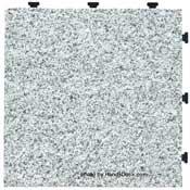 Granite Decking Tiles - Ballavia White