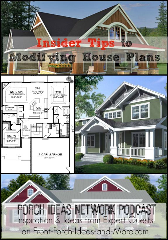 Podcast 33 insider tips for house plan modifications