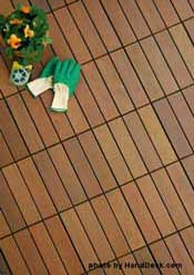 Swiftdeck Interlocking deck tiles  - Colorado