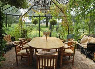 Wonderful space for dining