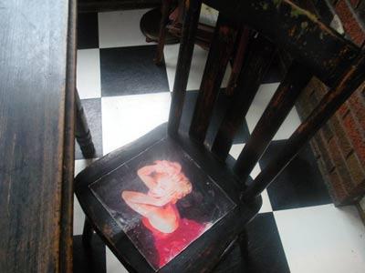 Modge Podge® Chair