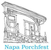 napa porchfest logo
