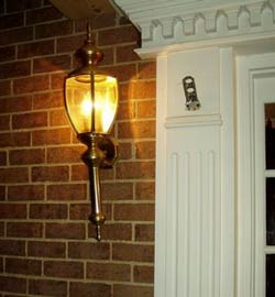 old tarnished lamps