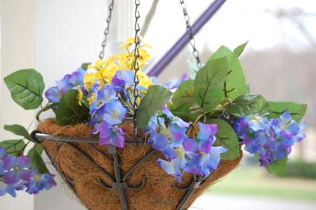 Small Porch Basket