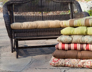 porch swing cushions at amazon