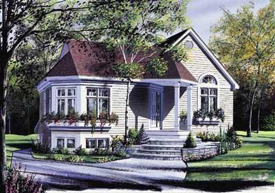 Small Victorian