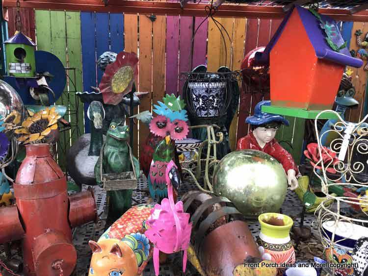 Yard Art Emporium - yard art galore