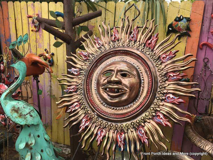 Yard Art Emporium - sunshine